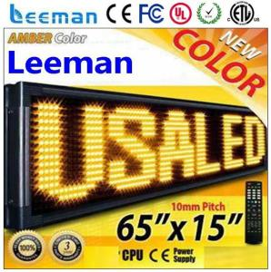 dot matrix 32x128 led sign led message display panel board P3mm 192mm x 96mm 64*32 pixle Videoimagesreally HDHub7516pin
