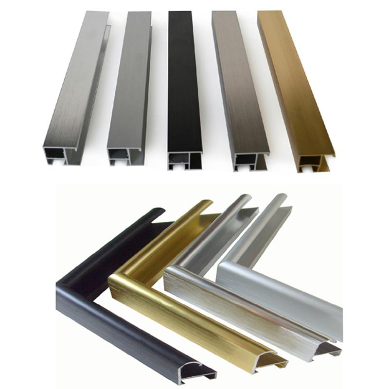 Modern Metal Frames Aluminum Alloy Photo Frame