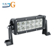 7.5'' 36W led double row popular led light bars for truck