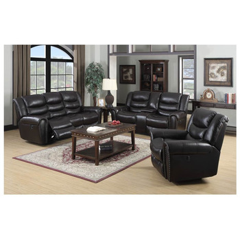 Frank Furniture European Style 3 Chairs Recliner Sofa Modern Home Cheers  Furniture Leather Design Sofa - Buy Sofa,Cheers Furniture Recliner Sofa,3  ...