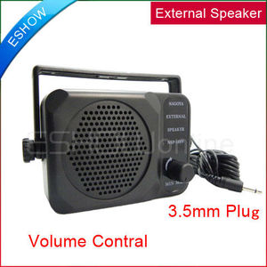 CB Radios Mini External Speaker NSP-150v