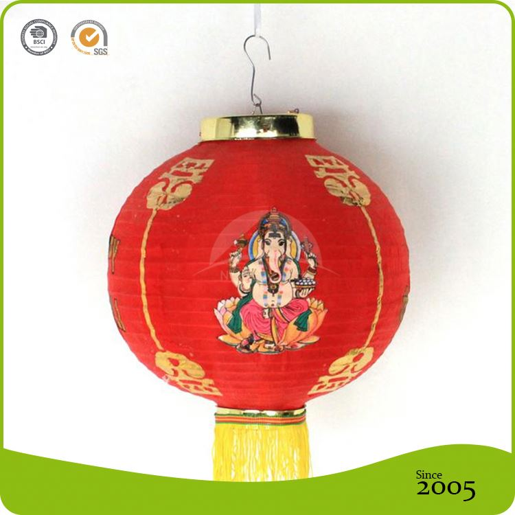 Hanging red Chinese Silk palace Lanterns For Wholesale