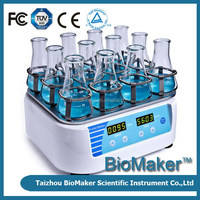 2015 Best-selling Continuous/Timed Operation Shaker Laboratory Shaker With LCD Display