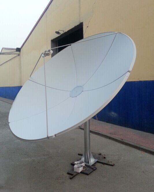 240cm Outdoor Type Receive Only Satellite Dish Antenna 8 Feet ...