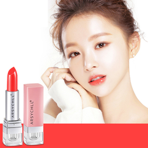 Popular lipstick matte waterproof provide private label customized packaging lip balm lipstick