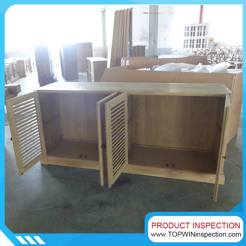 Quality Control Measures in Production Service for Wooden Furniture