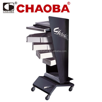 Beauty Salon Equipment Cart Hairdresser Trolley Cb 9966