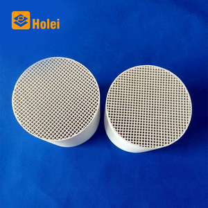 heat storage Cordierite honeycomb ceramic regenerator