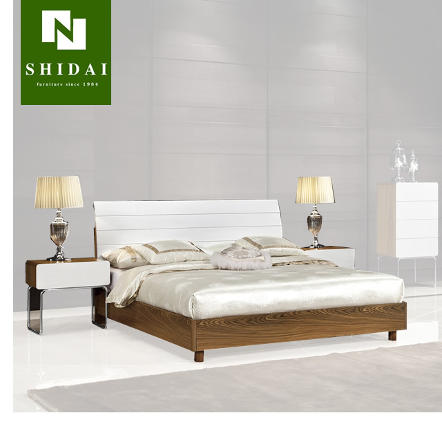 Modern Teen Bedroom Furniture / Indian Furniture Bedroom Beds / Bedroom  Furniture Simple Double Bed B-824 - Buy Indian Bedroom Furniture ...