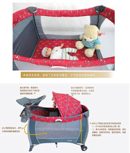hot sale safety bed models baby cribs
