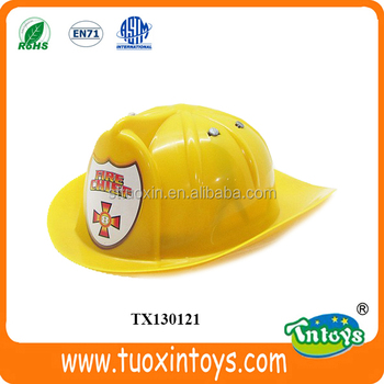 plastic fire toy fireman helmet hat buy plastic fire hat toy