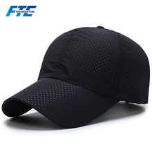 Custom Sport Polyester Mesh <span class=keywords><strong>Cap</strong></span> Ademend Sneldrogend Baseball <span class=keywords><strong>Cap</strong></span> met Uw Logo