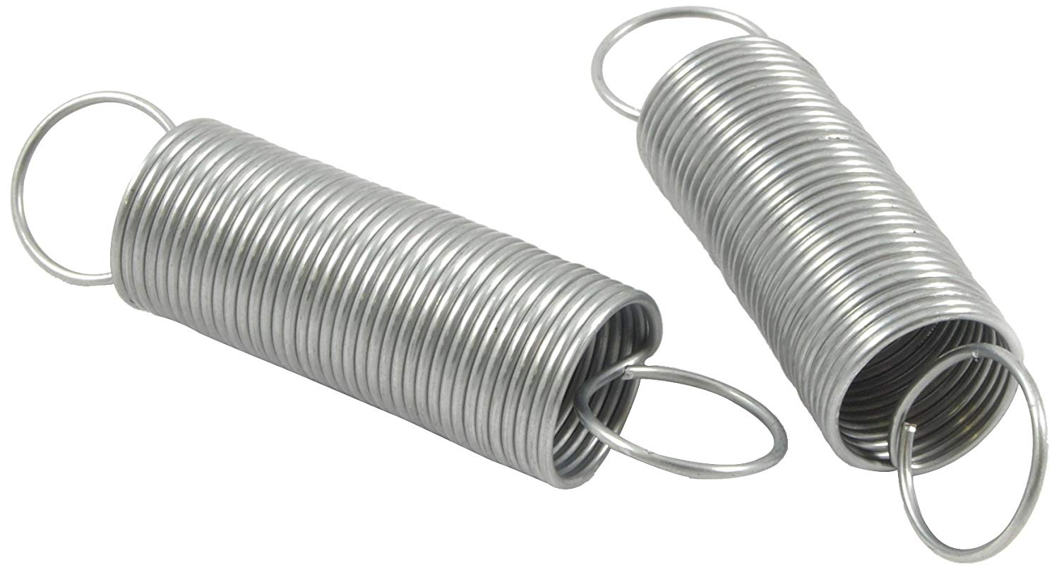 Forney 72522 Wire Spring Extension, 7/16-Inch-by-1-7/8-Inch-by-.028-Inch, 2-Pack