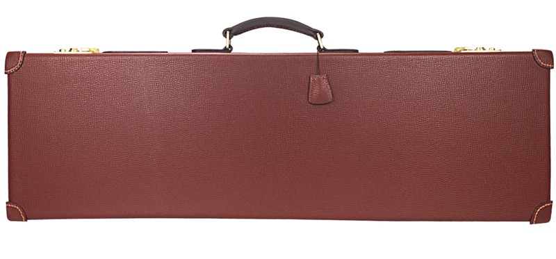 PP high impact material wholesale hard leather gun case for weapons
