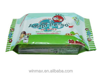 pet wipes for different animals