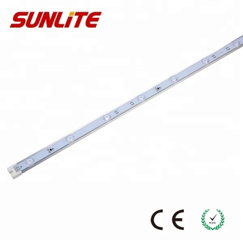 LED lens light bar SMD 2835 lights pole Double side 20chips Aluminum PCB tv smart waterproof CE ROHS IP66