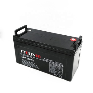 Factory supply marine battery lithium battery 12v 150ah