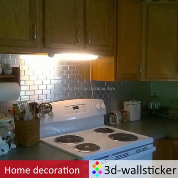 Einfach Zu Bedienen Klebstoff Wandfliesen Für Küchen,Badezimmer ...
