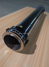 Roast tube for solar cooking