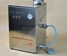 LAB SCB dental lab vacuum mixer Dental Steam Cleaning Machine Unit