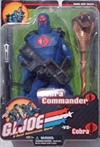 12 inch GI Joe Cobra Commander Action Figure (2001)
