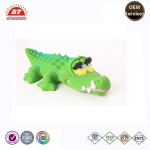 plastic crocodile toy/crocodile soft toy