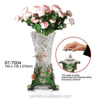 Beaded Flower Vase Buy Beaded Flower Vaseedible Arrangement Vase