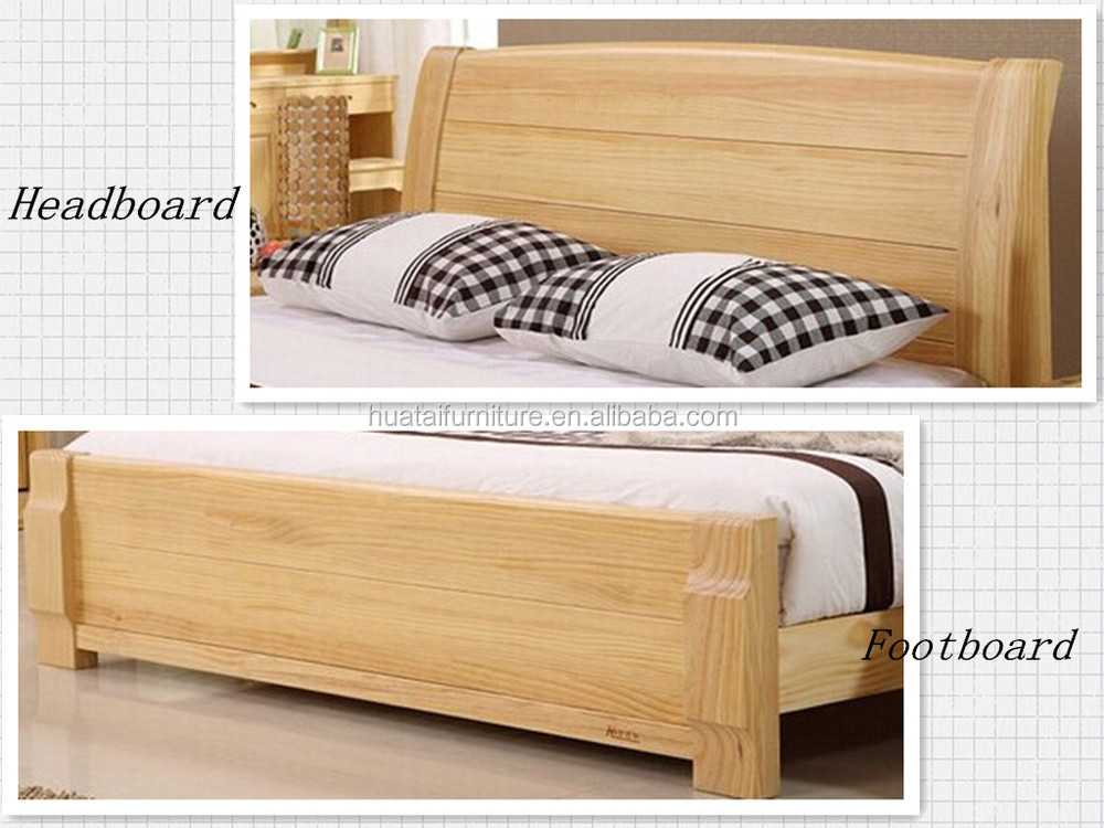 Modern Simple Timber Double Bedroom Sets Buy Cheap Modern
