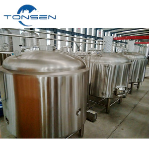 Factory produced turnkey project 300L beer brewing equipment commercial brewery for sale
