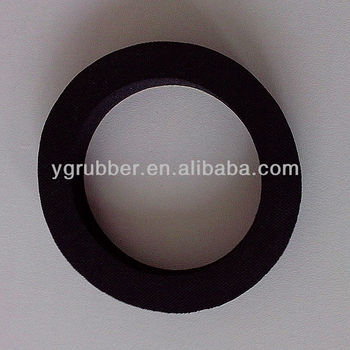 Self-adhesive Round Silicone Foam Gasket, View round silicone foam ...