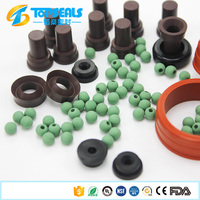 Rubber products high quality grommets auto rubber parts