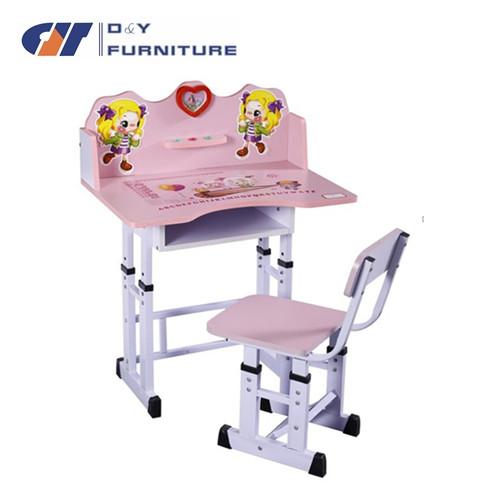 de alto brillo de color rosa de las nias nios escritorio para nios muebles