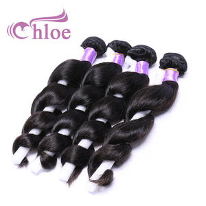 Chloe Wholesale 100% Virgin Remy Human Hair,Wholesale Natural Loose Wave Hair Extensions,Wholesale Brazilian Hair Weave Bundles