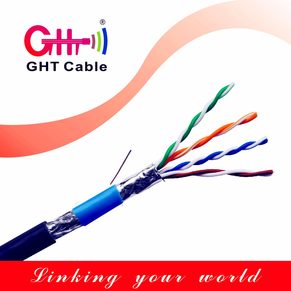 2 Pair / 4 Pair Cat6 Utp Copper Network Cables Price Per Meter 305m ...
