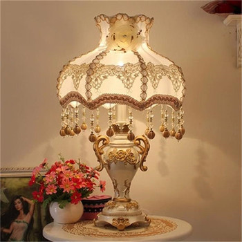 Cream Scallop Dome Lampshade Better Homes And Gardens French Trim Table Light Shade