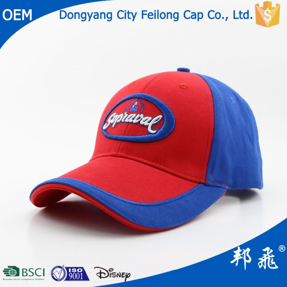 Professional Factory Supply OEM Design kids cap from China workshop