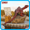 Funny theme park dragons amusement