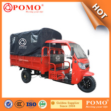 Heavy Load Cargo Motorcycle 9 Armor Plates Lifan Water Cool Engine 250cc Truck Cargo Tricycle