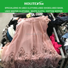 used clothes in dubai from Chinese wholesale second hand clothing shoes and bags for African markets in 100kg bales