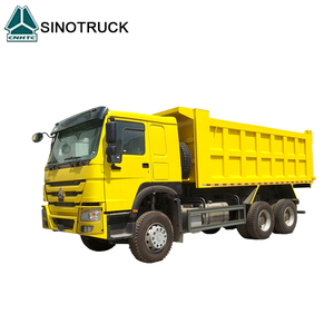 HOWO Heavy Duty 20ton Brand New Dump Truck Sand Carrying Truck For Sale