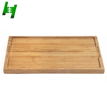 Renewable Green bamboo breakfast tray / table tray / drink tray