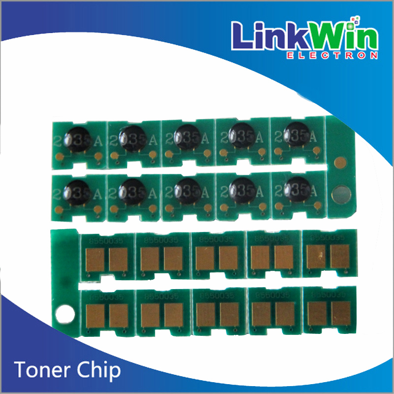 New Automatic Reset Chip for toner for HP LaserJet CP5525 2025 CE270A toner refill chip