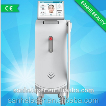 Distributor Wanted Depilation 808/810nm Diode Laser Hair Removal / beauty product