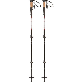 0d641bd6a31 Pole2poles Trekking Poles (2-Pack) - Adjustable Hiking Staffs with  Speed-Lock