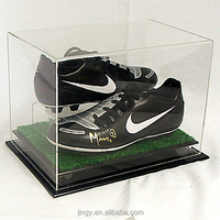modern fashion transparent acrylic sport shoe box