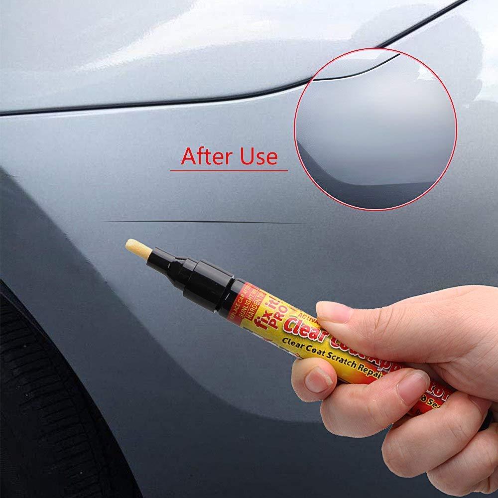 CALAP-STORE - Clear Coat Applicator Fix it Pro Scratch Remover Auto Care Auto Paint Pen Paint Care Car Scratch Repair Universal Car-styling