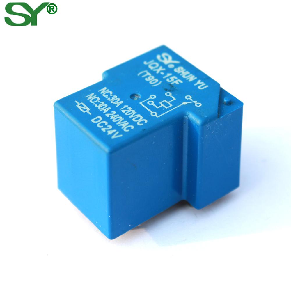 Shunyu Brand 12v 30a Electromagnetic Mini Relay Price 12vdc 5 Pin ...