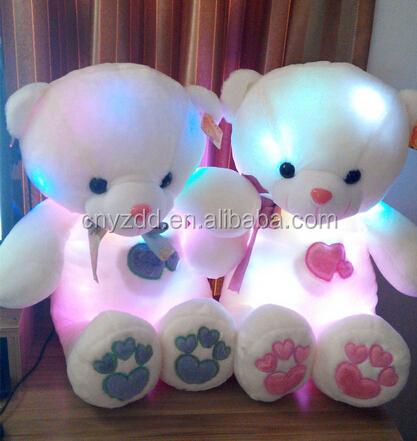 Toy Bear/bear Toy/light Up Teddy Bear Plush Toy