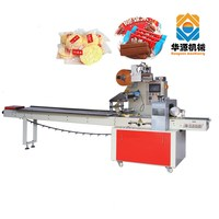 KD-260 Factory Supplier Automatic Horizontal Bread Clip Bagging Machine Price / Rusk Mechanical Packer