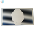 aluminum extruded led flood light heatsink